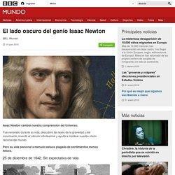 El lado oscuro del genio Isaac Newton - BBC Mundo