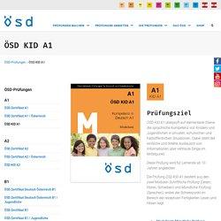 ÖSD KID A1 - OSD