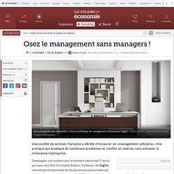 Osez le management sans managers !
