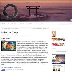 integra » Osho Zen Tarot