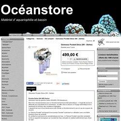Osmoseur Puratek Delux 200 - (Vertex) - Océanstore