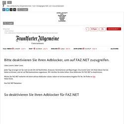 Ampelmann - FAZ.NET