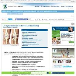 Arthrose (Ostéoarthrite) - Symptômes