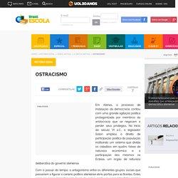 Ostracismo - Brasil Escola