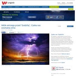 """NASA ostrzega przed """"Godzillą"""". Czeka nas anomalna zima"""