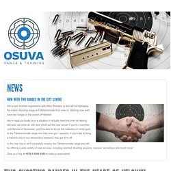 Osuva Range & Training