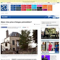 Dijon: Une prise d'otages préméditée?