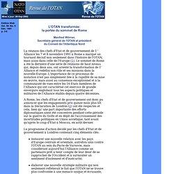 OTAN: Revue de l'OTAN - No 6 - 1991