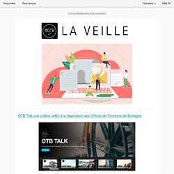 OTB - Veille Tourisme du 06/10/2020