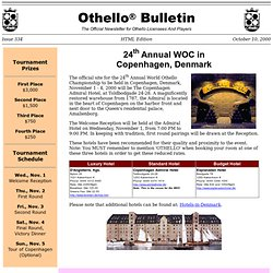 Othello Bulletin #334