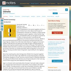 an analysis of the dual identity in othello a play by william shakespeare A summary of themes in william shakespeare's othello , othello depends on his identity as a soldier to isolation enables many of the play's most.