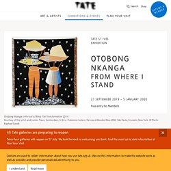 Otobong Nkanga tate.org