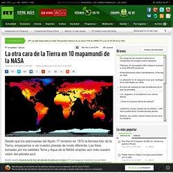 La otra cara de la Tierra en 10 mapamundi de la NASA – RT