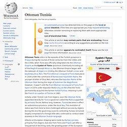 Ottoman Tunis