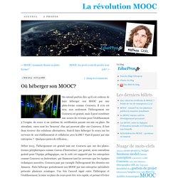 Où héberger son MOOC?
