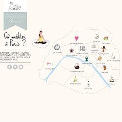 Où méditer à Paris ? - My Little Paris