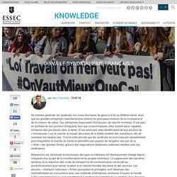 Où va le syndicalisme français ?