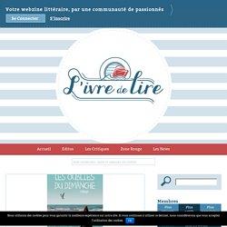 Les oubliés du dimanche – Valérie Perrin: Ce que dit l'éditeur surLes oubliés du dimanche Justi... #SELECTION800