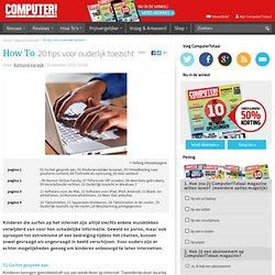 20 tips voor ouderlijk toezicht