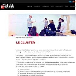 Le cluster Ouest Médialab