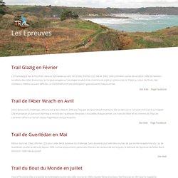 Ouest Trail Tour » Les Epreuves inscriptions