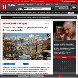 Ouganda: les classes moyennes, nouvel espoir du cinéma ougandais?