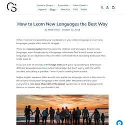 OuhSnap - How to Learn New Languages the Best and most effective Way – ouhsnap