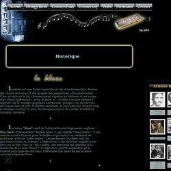 Historique du blues et du Jazz