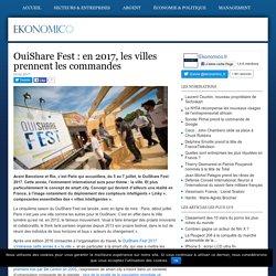 OuiShare Fest : en 2017, les villes prennent les commandes