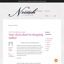 Our Blog – Nevaeh