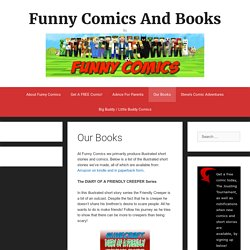 Funny Comics And Books Helps to Refresh Our Mind