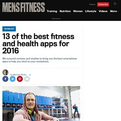 Our Favorite Fitness Apps for 2016