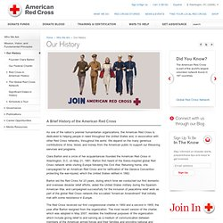 American Red Cross Museum