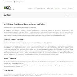 KR Technosafe Team