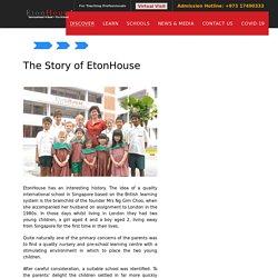 EtonHouse Preschool