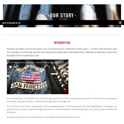 Our Story - Levi Strauss