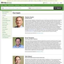 Our team - TripAdvisor