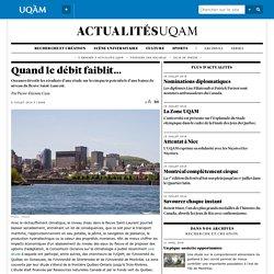 Ouranos: une étude sur les impacts potentiels d'une baisse de niveau du fleuve Saint-Laurent