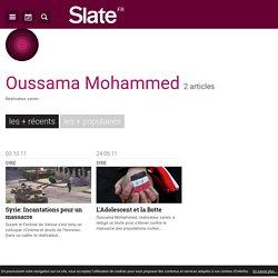 Oussama Mohammed