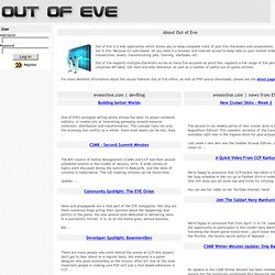 Out of Eve
