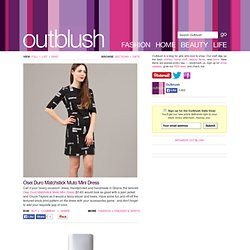 Outblush | The Shopping Blog For Women