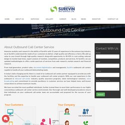 Outbound Call Center Services, BPO Service