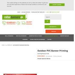 Cheap Banner Printing
