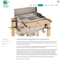 Grill und Outdoor-Kochgerät