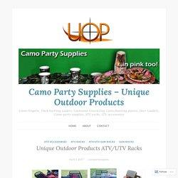 Unique Outdoor Products ATV/UTV Racks
