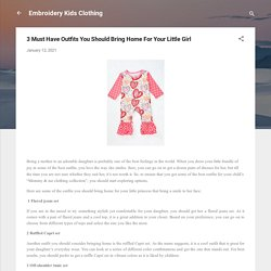 Best Mommy & Me Clothing Collection