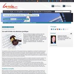 Un outil d'aide à la décision juridique