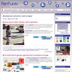 outil en ligne