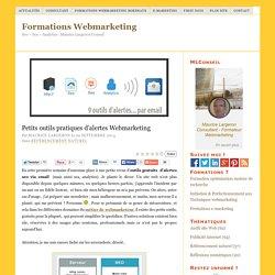 9 outils d'alerte email pour webmarketeur