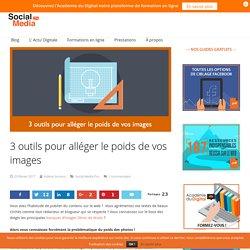 3 outils pour alléger le poids de vos images - Social Media Pro